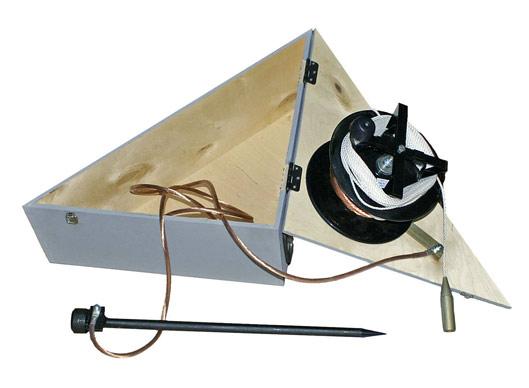 Заземление переносное (наброс) на провода ВЛ ЗНЛ-10