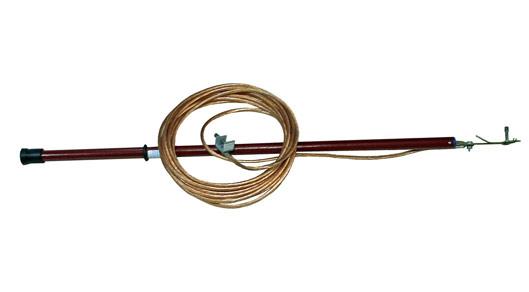 Заземление переносное для грозового защитного троса ВЛ ЗПГЗ-110÷500